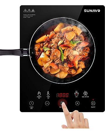 Amazon.com: Quemadores de Mostrador: Hogar y Cocina