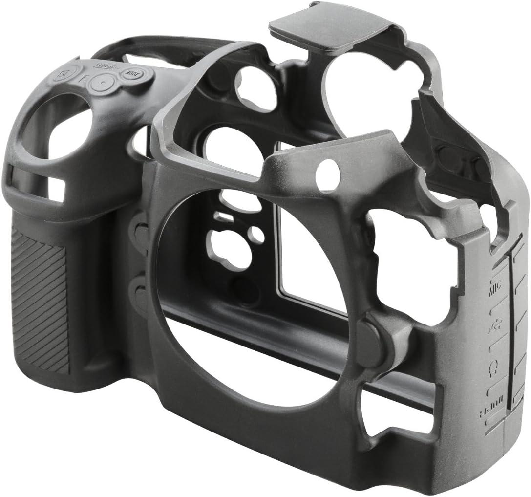 walimex pro Easy Cover - Funda para cámara Nikon D810, Negro: Amazon.es: Electrónica