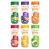 Happy Baby Organic Superfood Puffs Assortment