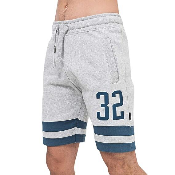 Crosshatch Loopworth Men/'s Jogger Shorts