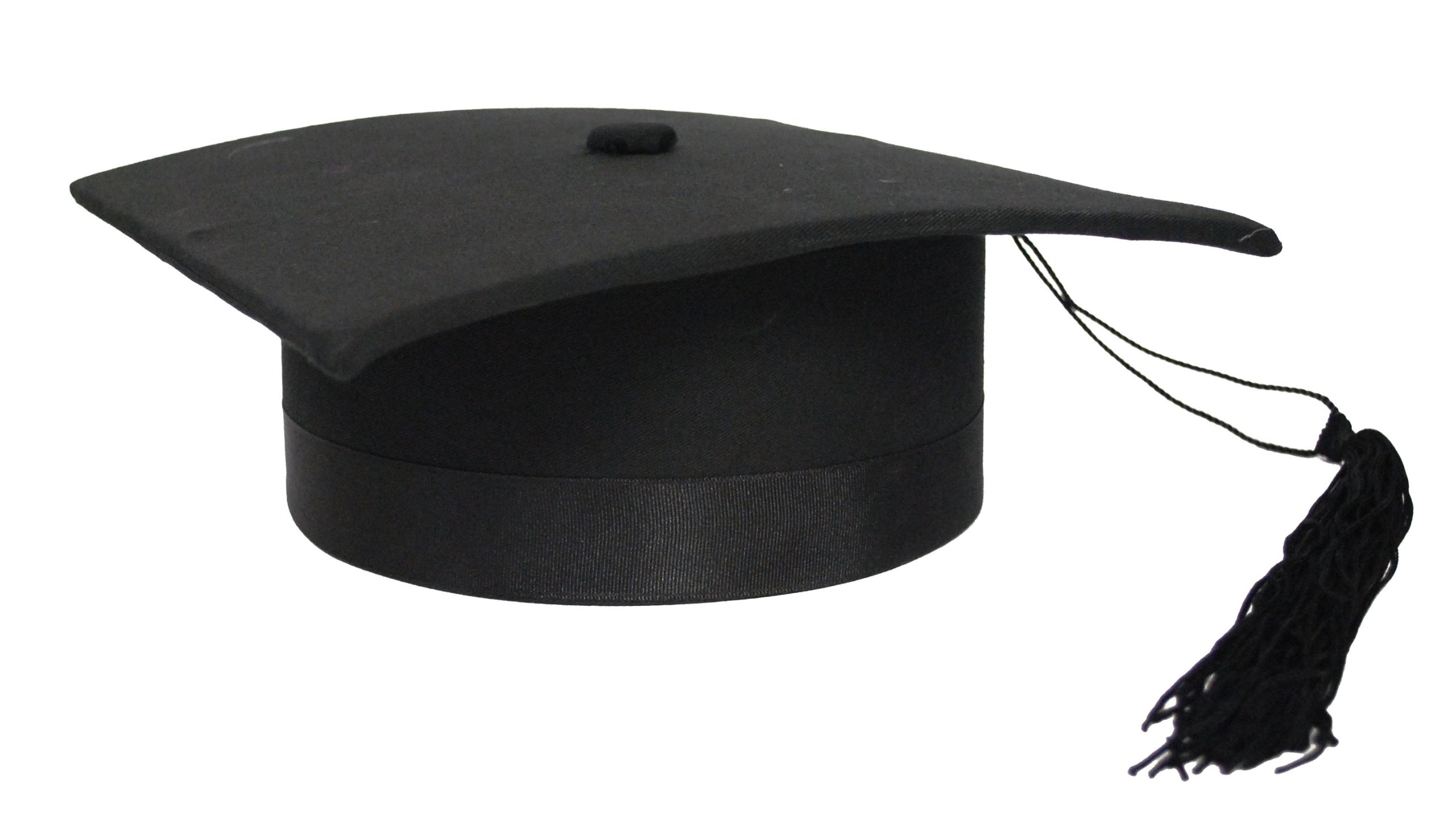 Tocco cappello da laureato lusso in tessuto anima rigida laurea nero  product image dd0de2e57f06