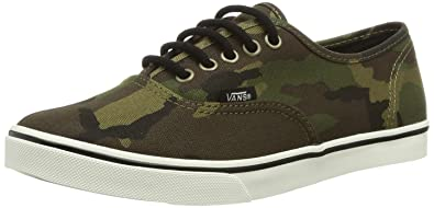 authentic vans muster