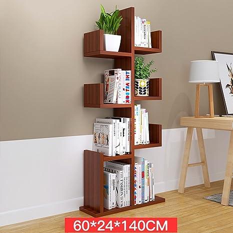XIAOLIN Scaffale libreria semplice Soggiorno moderno e semplice ...
