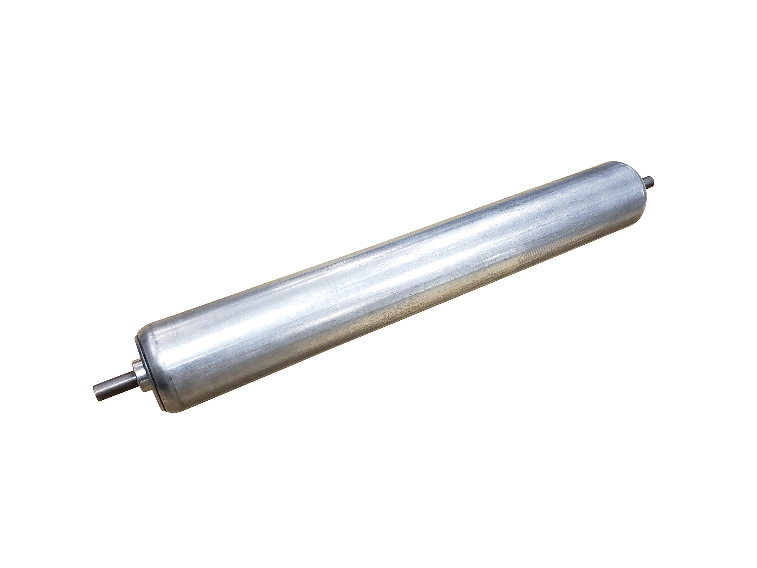 Conveyor Roller | 1-3/8'' Dia. Galvanized Steel Replacement | 10'' BF l Pack of 10