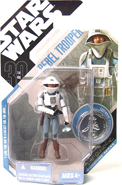 30th Anniversary Collection Exclusives Star Wars McQuarrie Concept Luke Skywalker Action Figure