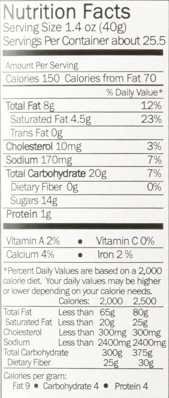 Sanders Milk Chocolate Sea Salt Caramels - 36 Oz. (2.25 lb) by Sanders® (Image #2)