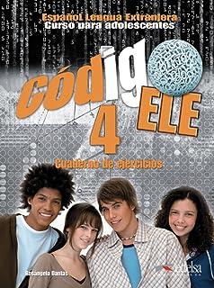 Codigo ELE 4 - libro de ejercicios (Spanish Edition)
