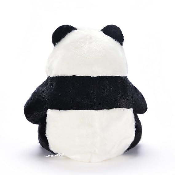 Amazon.com: Lazada Stuffed Panda Sitting Dolls Plush Kids Animal Panda Toy Doll Gifts for Boys Girls 10: Toys & Games