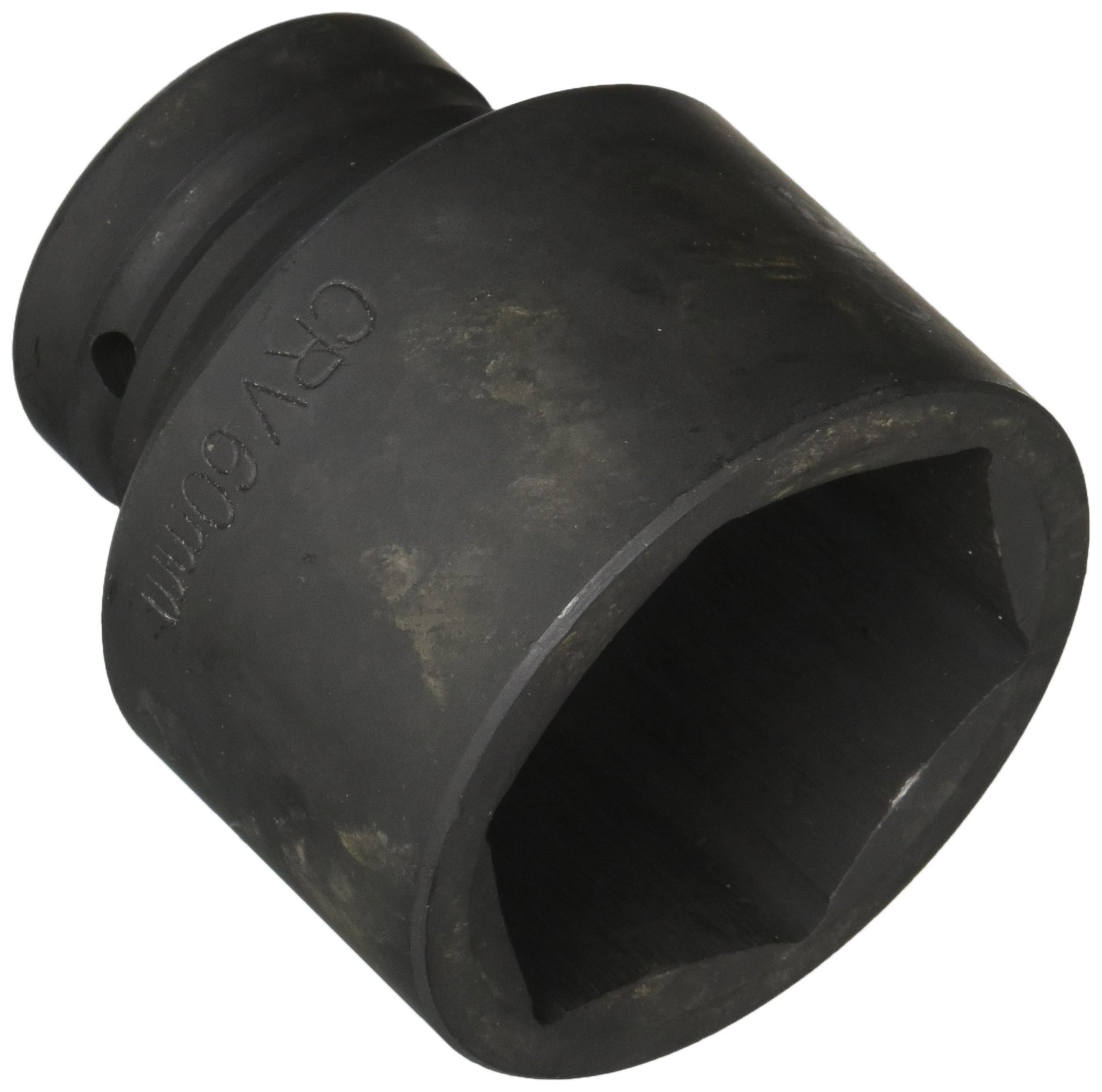 Cheater Wrench 60mmsocket Black 60 mm Drive Impact Socket (1-inch) by Cheater Wrench (Image #1)