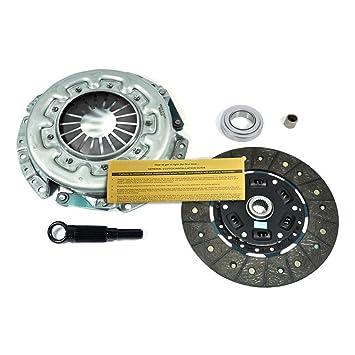 Amazon.com: EF HEAVY-DUTY CLUTCH KIT fits 81-83 DATSUN NISSAN 280ZX TURBO 84-89 300ZX: Automotive