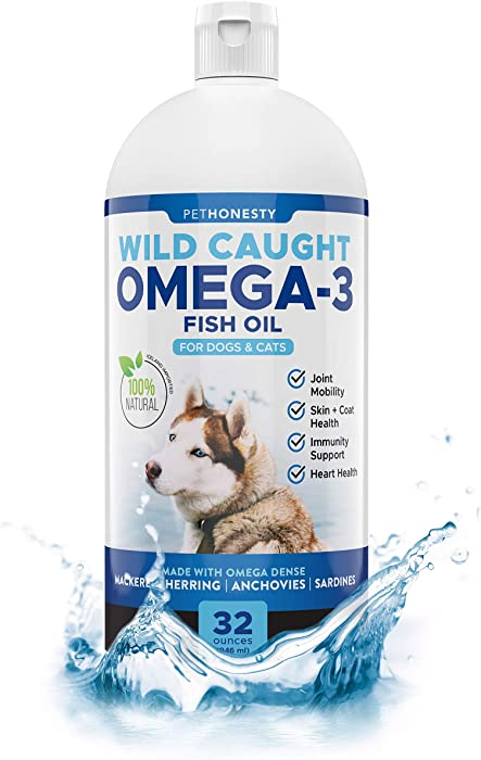 Top 10 Omega3 Oil For Dog Food