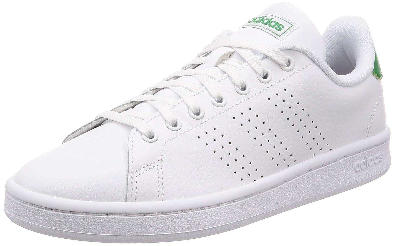 Adidas Advantage, Scarpe da Tennis Uomo verde | unico  | Maschio/Ragazze Scarpa