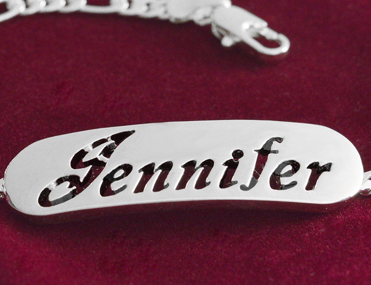 Zacria JENNIFER 18K White Gold Plated Gift Set
