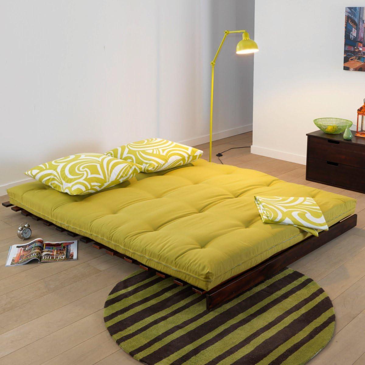 La Redoute Interieurs Materasso Futon Cotone per Divano Thai 90 X 190 Cm