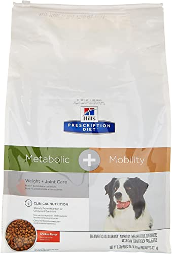Hill's Prescription Diet Metabolic Mobility Canine
