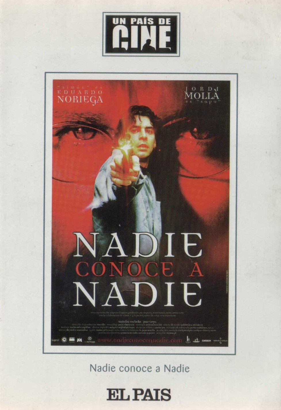 Amazon.com: Nadie Conoce A Nadie (1999): Mateo Gil: Movies & TV
