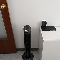 Taurus Babel - Ventilador de torre sin control remoto, 3 ...