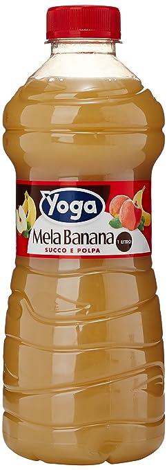 4 opinioni per Yoga- Succo e Polpa di Mela e Banana- 1000 ml