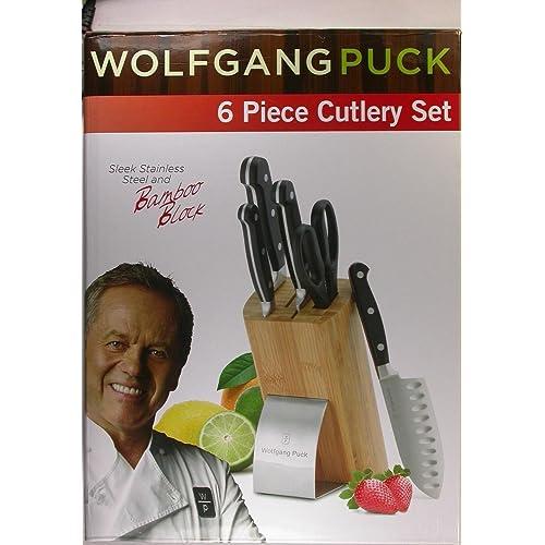 Wolfgangpuck 6 Piece Cutlery Set