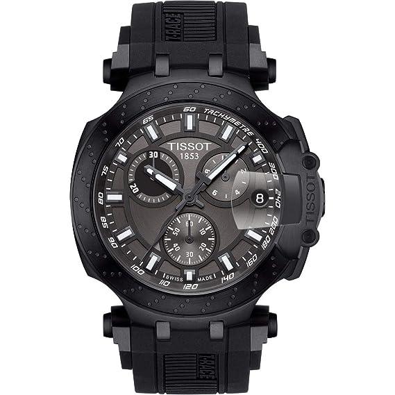 Tissot T-Race T115.417.37.061.03 Cronógrafo para Hombres: Amazon.es: Relojes