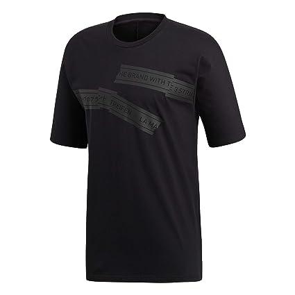 7c65e64ab47e7 adidas Originals Hombres Ropa Superior Camiseta Originals NMD ...