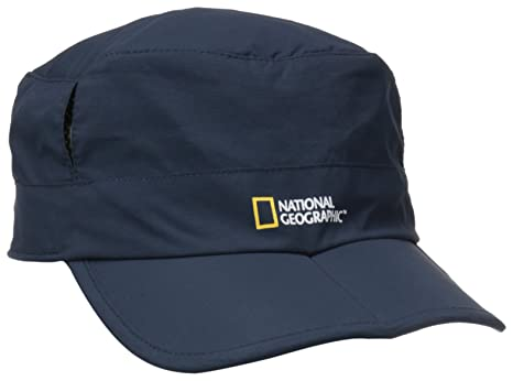 Amazon.com   National Geographic Men s Back Pocket Cap e355d26705e7