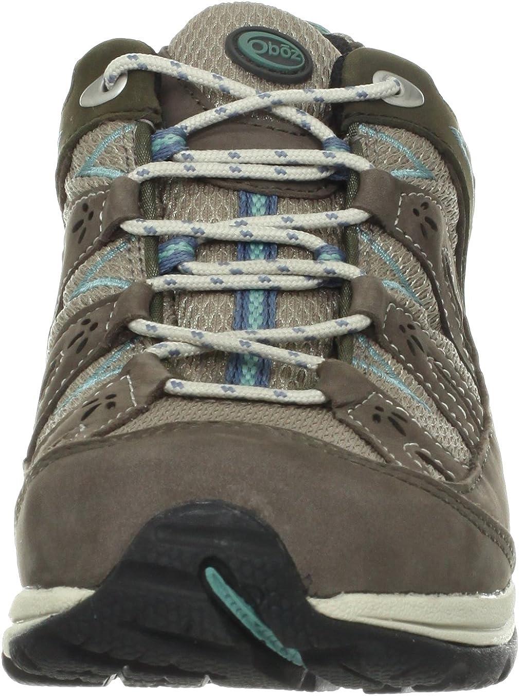 Oboz Womens Mystic Low BDRY Hiking Shoe