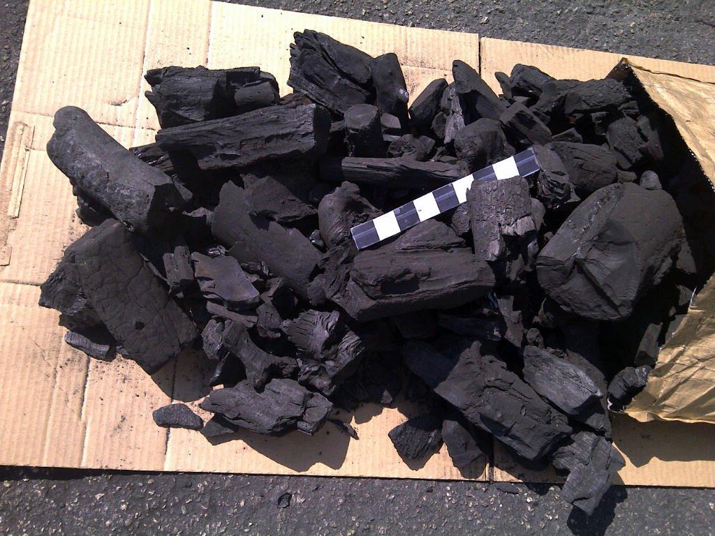 Quebracho QHWC40LB 40-Pound Carbon de Lena Hardwood Charcoal Bag
