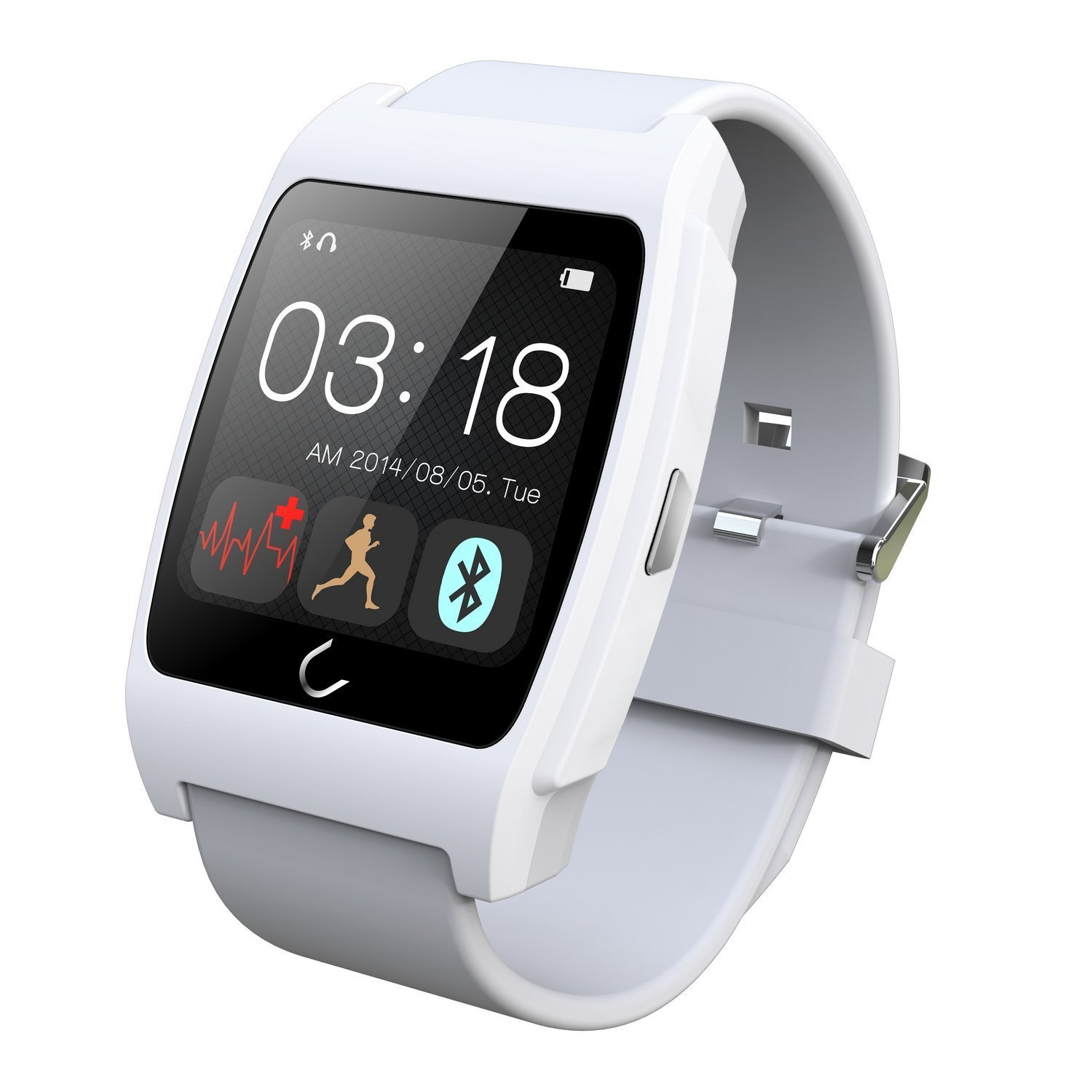 Amazon.com: Crazy Genie Smart Watch UX Sport Bluetooth ...
