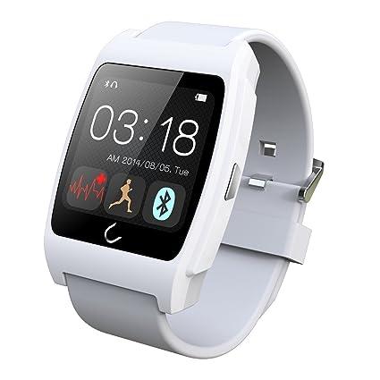 Amazon.com: Crazy Genie Smart Watch UX Sport Bluetooth ...