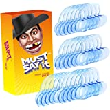 Pack of 20 Dental Retractors Mouth Opener for Speak Out Game & Watch Ya Mouth Game & Must Say It Gaming Tool ( 20 Medium )