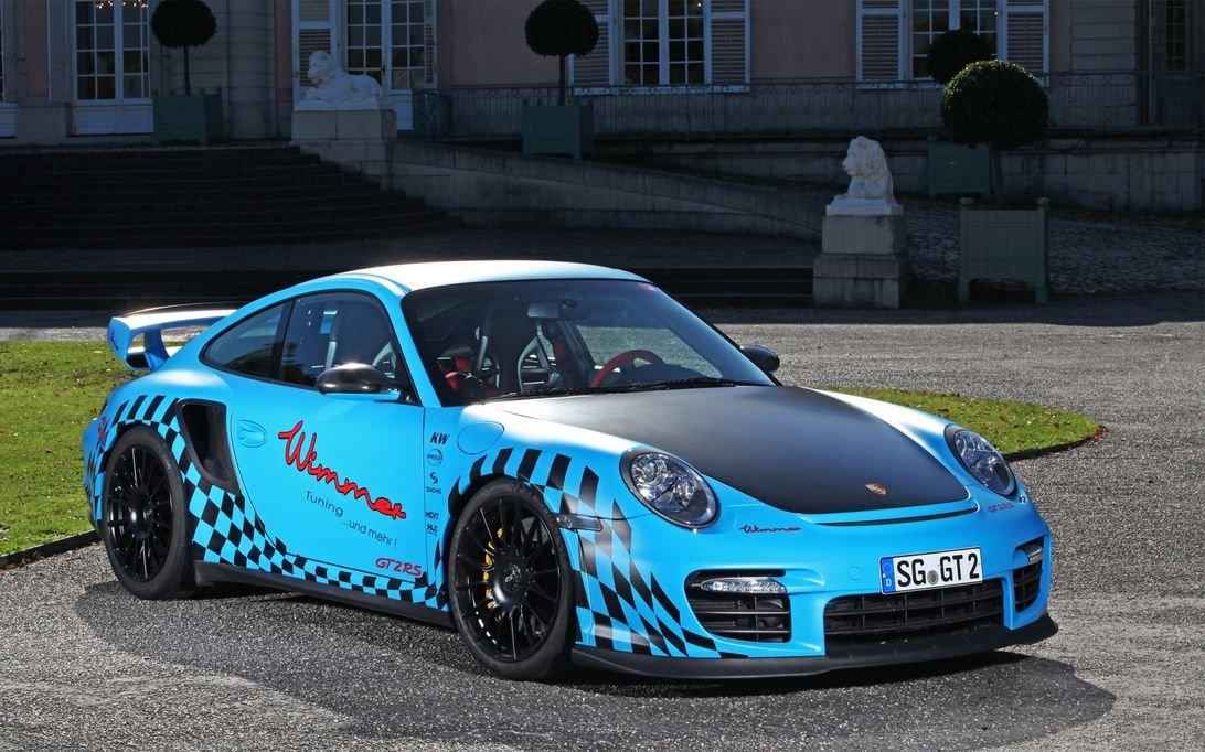 Infinite Arts Porsche 911 22inch x 14inch//56cm x 35cm E921D7 Silk Print Poster Silk Printing