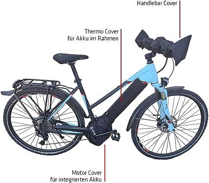 NC-17 Unisex - Funda Protectora para Bicicleta eléctrica de Adulto ...