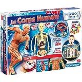 Clementoni - 52108-Le Corps Humain-Jeu scientifique