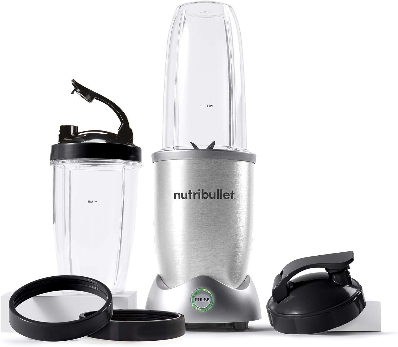 NutriBullet N12-1001 Pro Plus, talla única, color gris: Amazon.es ...