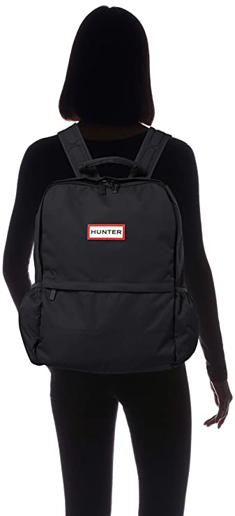 Amazon.com | Hunter Unisex Hunter Original Laptop Backpack Black One Size | Backpacks