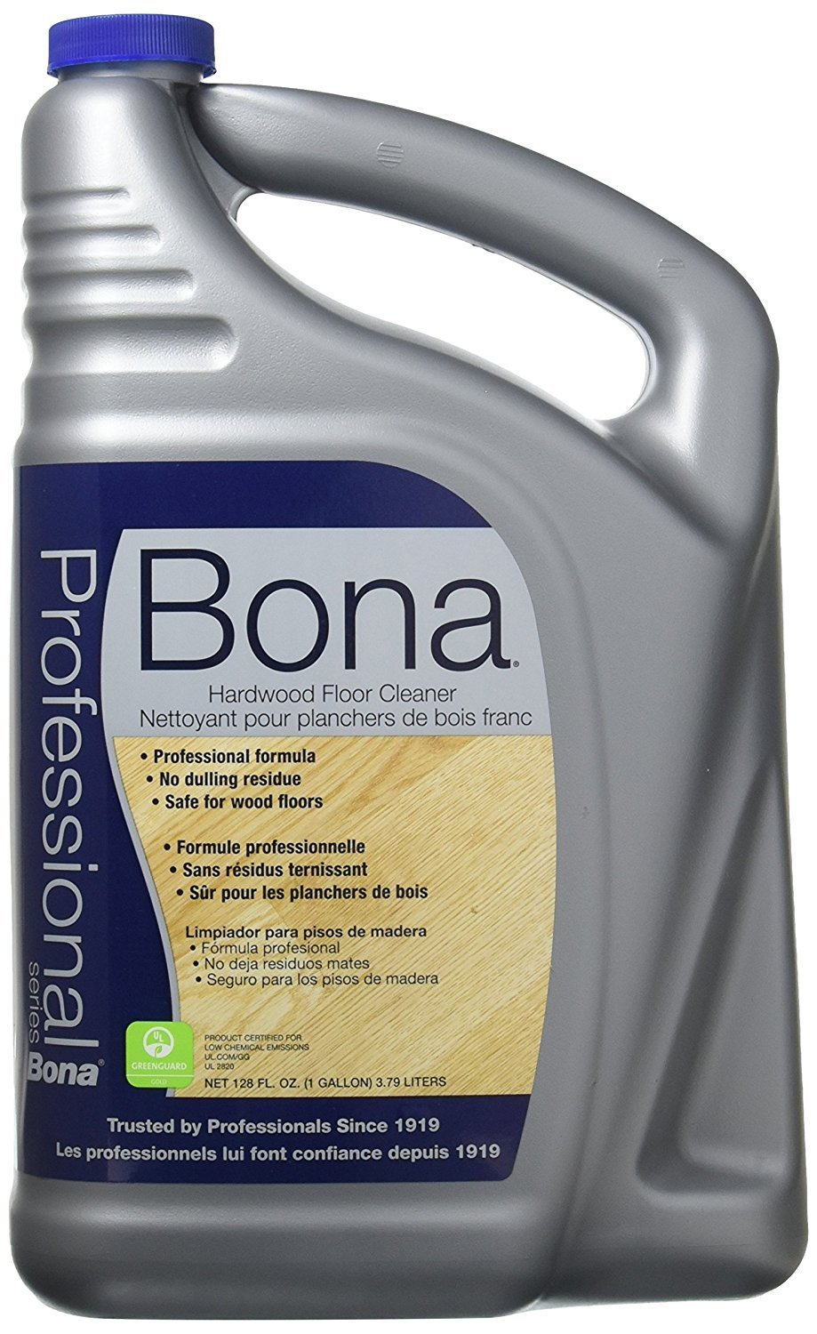 Bona Pro Series Hardwood Floor Cleaner Refill, (2-Gallon)