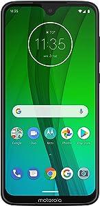 Moto G7 – Unlocked – 64 GB – Ceramic Black (US Warranty) - Verizon, AT&T, T-Mobile, Sprint, Boost, Cricket, Metro