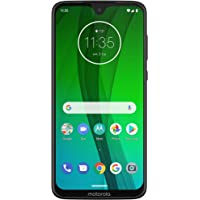 Moto G7 64GB Unlocked Smartphone + $50 AT&T Refill Card + SIM Kit