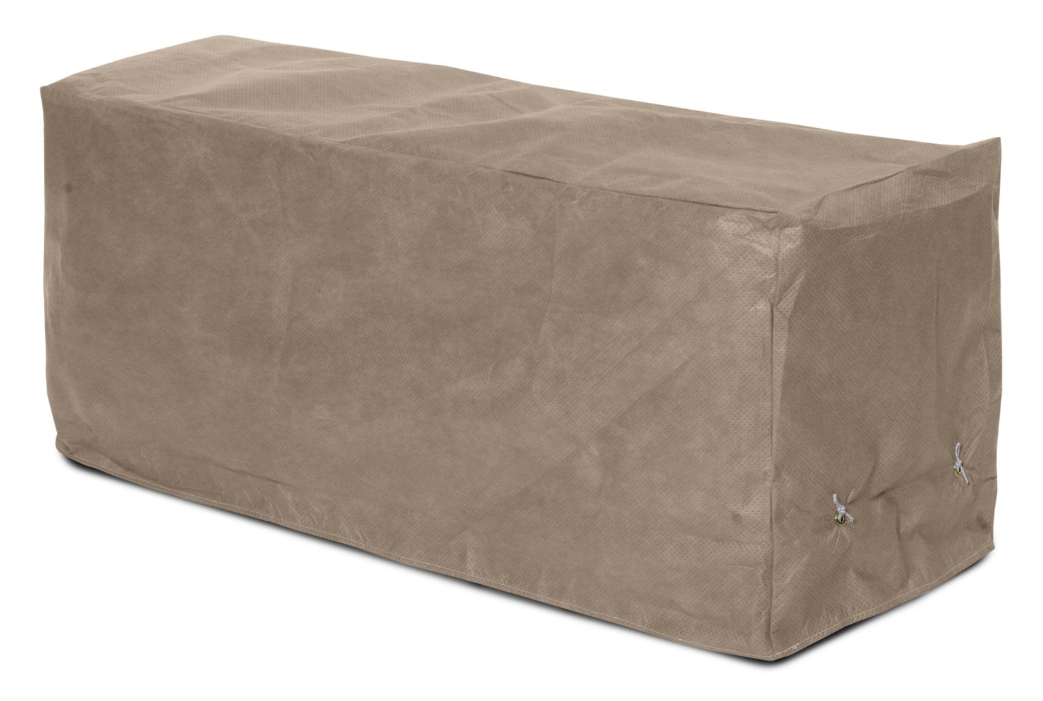 KoverRoos III 34207 8-Feet Bench Cover, 96-Inch Width by 25-Inch Diameter by 36-Inch Height, Taupe by KOVERROOS