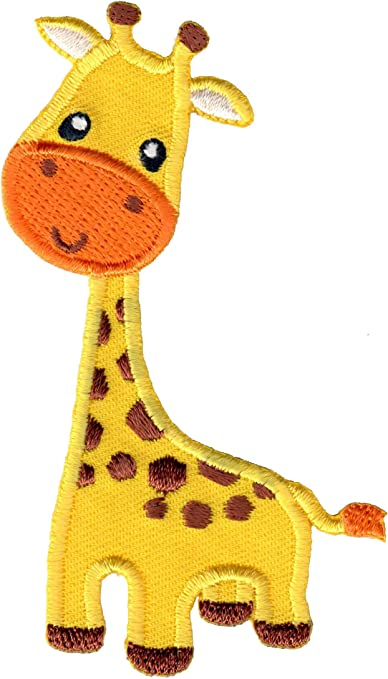 Giraffe Patch Lion Patch Elephant Patch Gift Patches For Jeans Jackets Backpacks Hats Cute Animal Patches Embroidered Iron On Patch Set