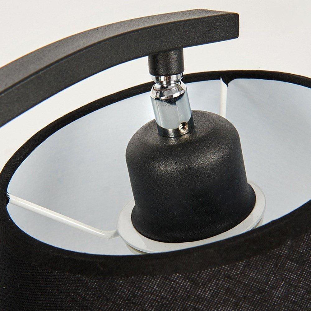 YFF@ILU Bügeleisen Stehleuchte Stehleuchte Wohnzimmer Studie Schlafzimmer Hall Restaurant Club angeln Lampe engineering Beleuchtung