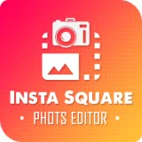 Insta Square Photo Editor - Sticker & Filter