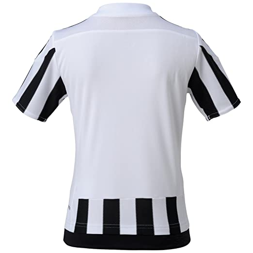 Amazon.com : adidas 2015-2016 Juventus Home Shirt (Kids) : Sports & Outdoors
