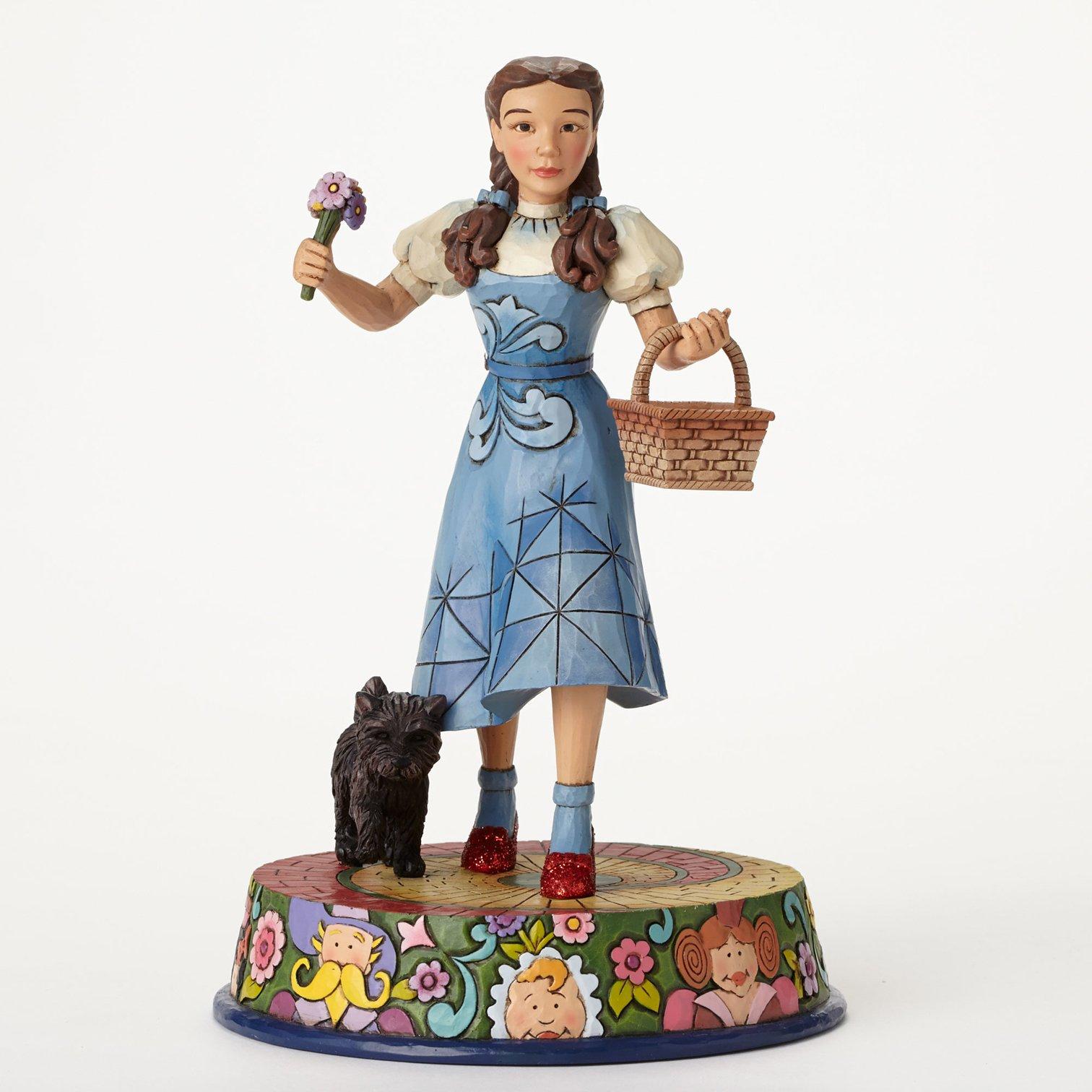 Jim Shore Dorothy & Toto in Oz