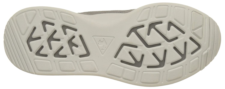 Le Coq Sportif Damen LCS R Flow W Suede/Satin Trainer (Frost Niedrig, Frost Gray, Grau (Frost Trainer Gray) 292257