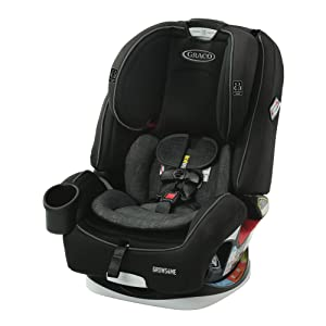Graco Grows4Me 4-in-1 Car Seat- West Point