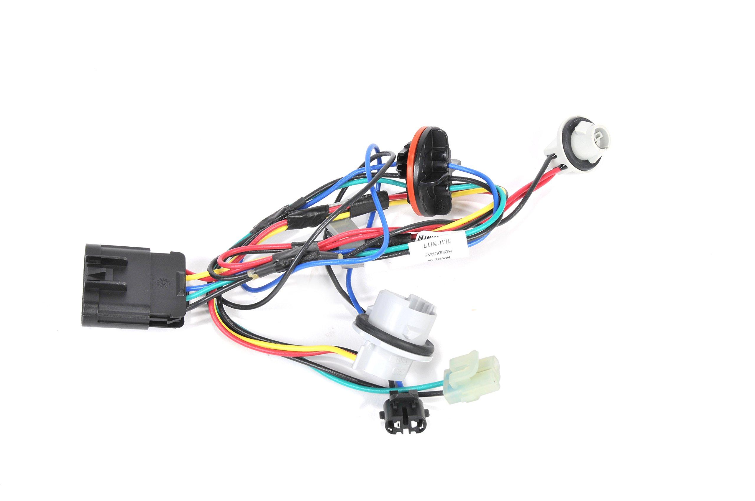 ACDelco 25842432 GM Original Equipment Headlight Wiring Harness