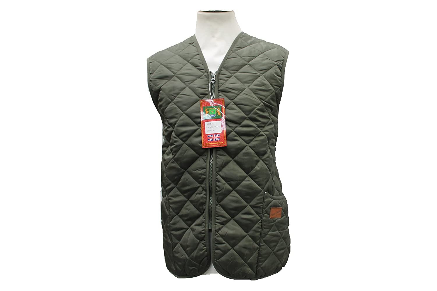 Hunter Outdoor Skeet Vest/Quilted Gilet