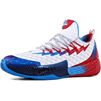 PEAK Men's Sneakers, Lou Williams Lightning Sport Shoes for Basketball, Running, Walking